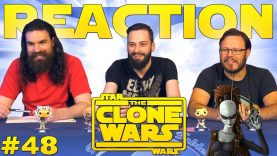 Star Wars: The Clone Wars #48 Reaction EARLY ACCESS