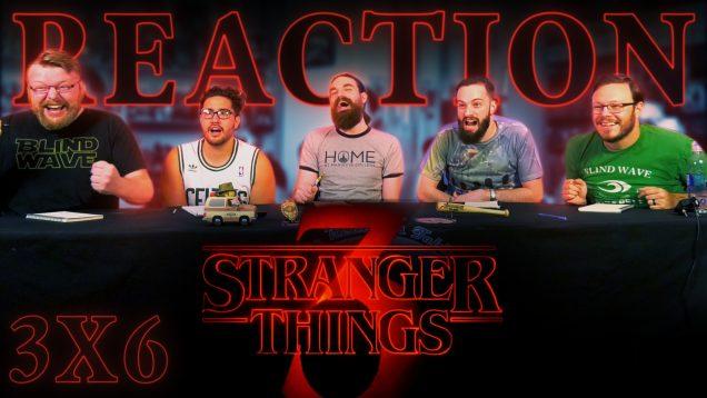 Stranger Things – Blind Wave