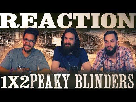 Peaky Blinders – Blind Wave