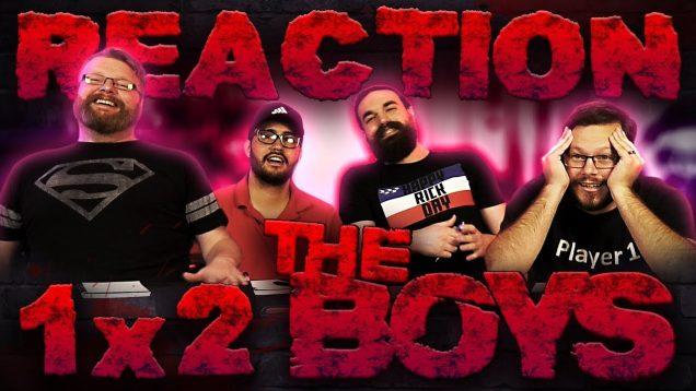 The Boys 1×2 Reaction EARLY ACCESS