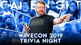 WAVECON 2019 Blind Wave Trivia Game Night EARLY ACCESS