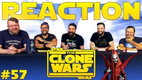 Star Wars: The Clone Wars #57 Reaction EARLY ACCESS – Blind Wave