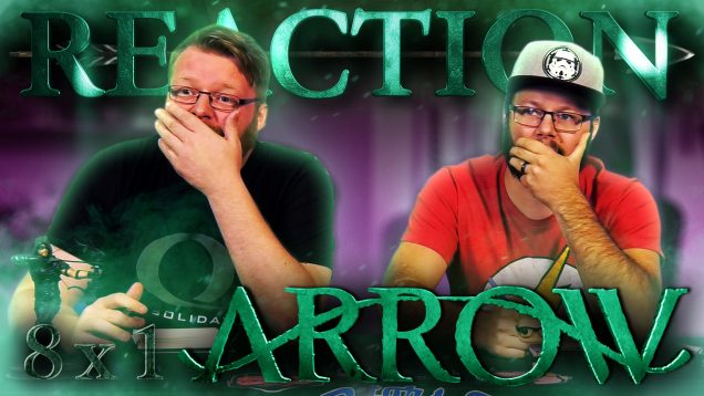 Arrow 8×1 Reaction Thumbnail
