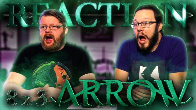 Arrow 8×3 Reaction Thumbnail