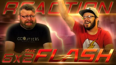 The Flash 6×2 Reaction Thumbnail
