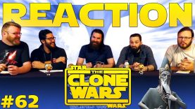 Star Wars: The Clone Wars #62 Reaction EARLY ACCESS
