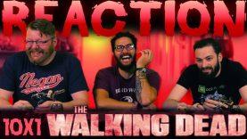 The Walking Dead 10×1 Reaction