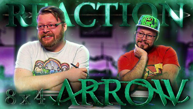 Arrow 8×4 Reaction Thumbnail