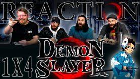Demon Slayer 1×4 Reaction EARLY ACCESS