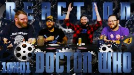 Doctor Who 10×1 Reaction EARLY ACCESS