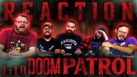 Doom Patrol 1×10 Reaction EARLY ACCESS