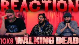 The Walking Dead 10×8 Reaction