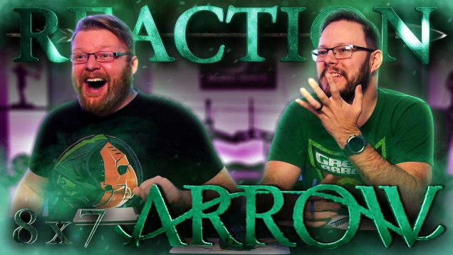 Arrow 8×7 Reaction Thumbnail
